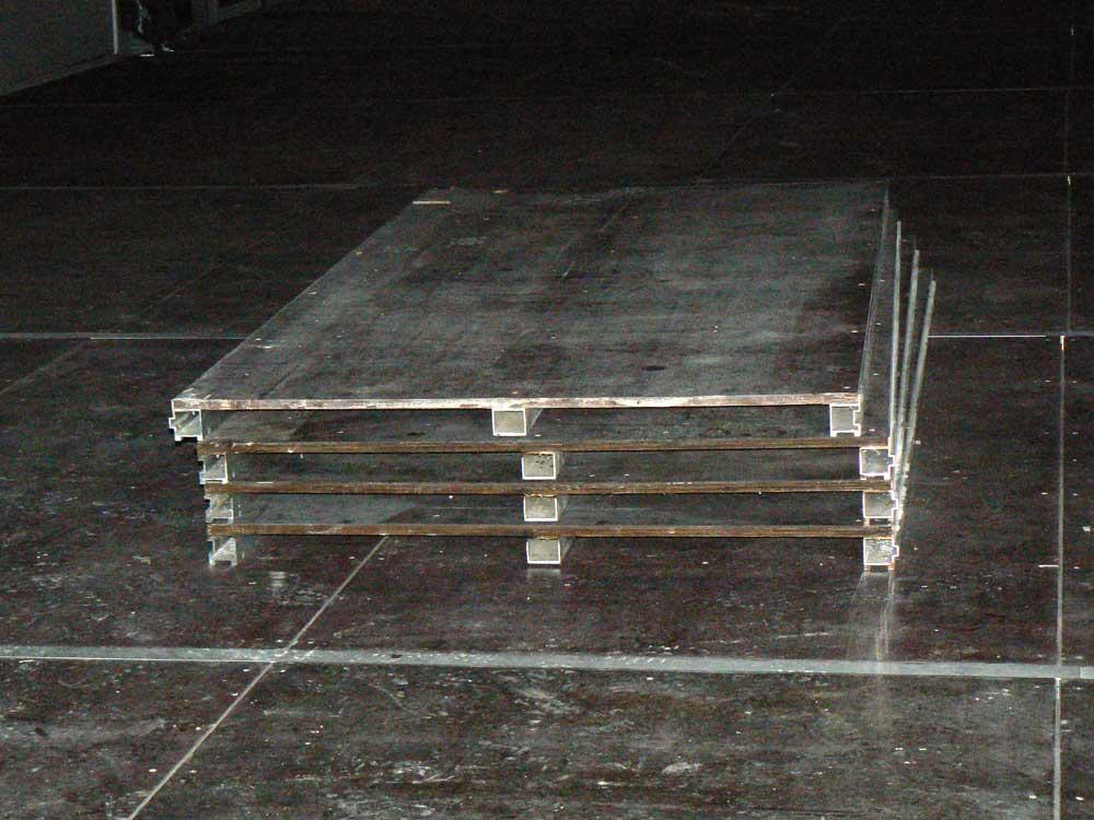 plancher de la salle de spectacle de théâtre