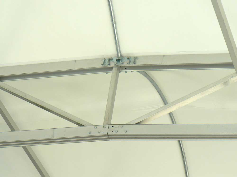 toit de la salle de spectacle de théâtre